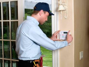There are many advantages of hiring a professional for an alarm system. Security alarm companies have outstanding customer service. There is a warranty on the service.
