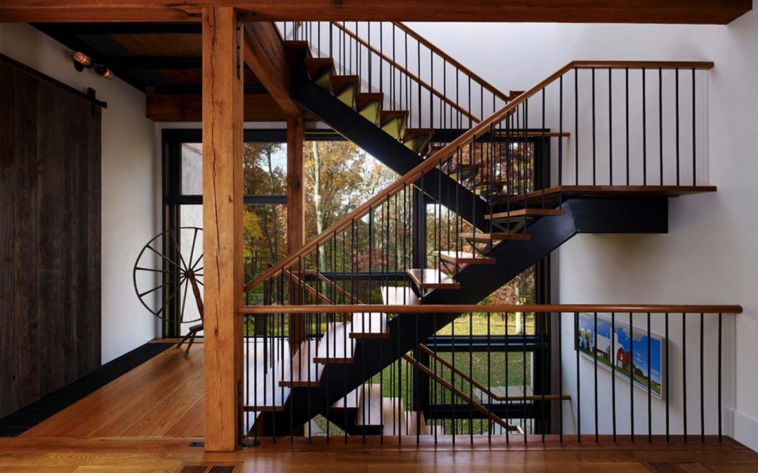 What Steps do You Follow To Maintain Steel Handrails?