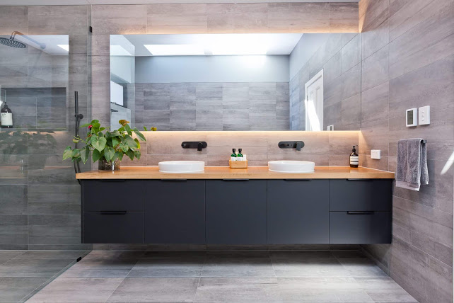 Tips For Bathroom Renovations In Coogee To Transform Into A Warm, Contemporary Farmhouse Style