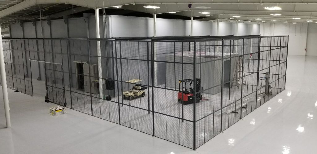 Why Should One Go For Customised Storage Cage?
