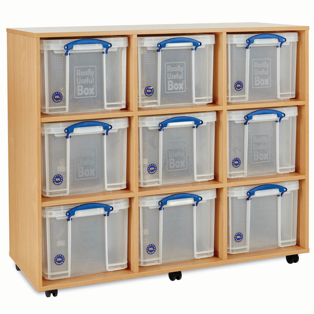 The Purpose Of Using Plastic Box Storage Units These Days