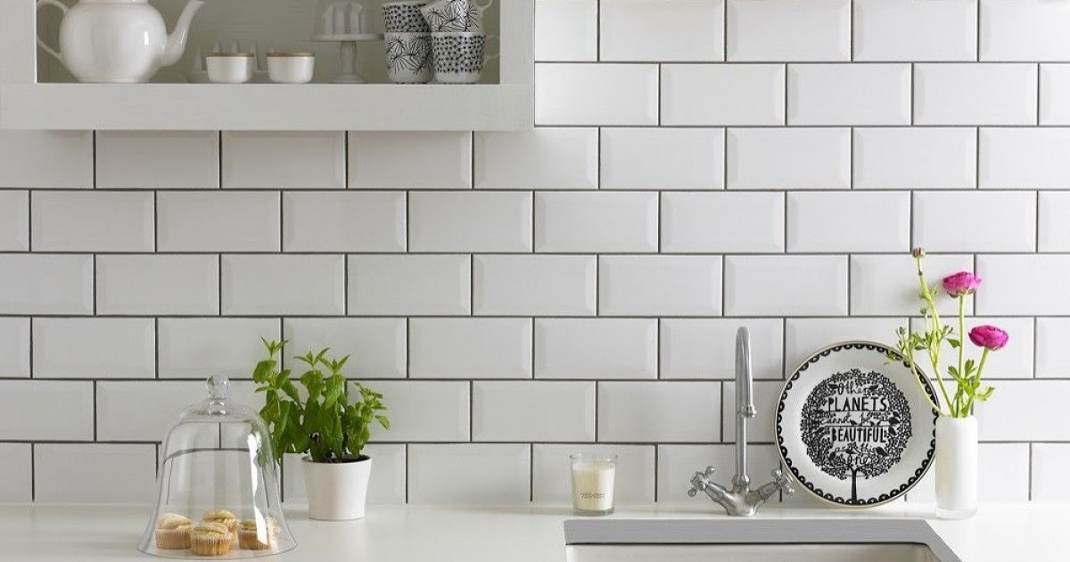 Subway Tiles – Offers Great Design, Pattern & Splashback In Your Kitchen!