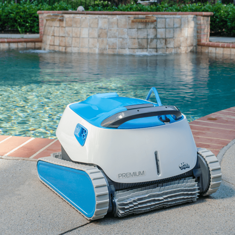 Dolphin Pool Cleaner: A Mechanical Wonder