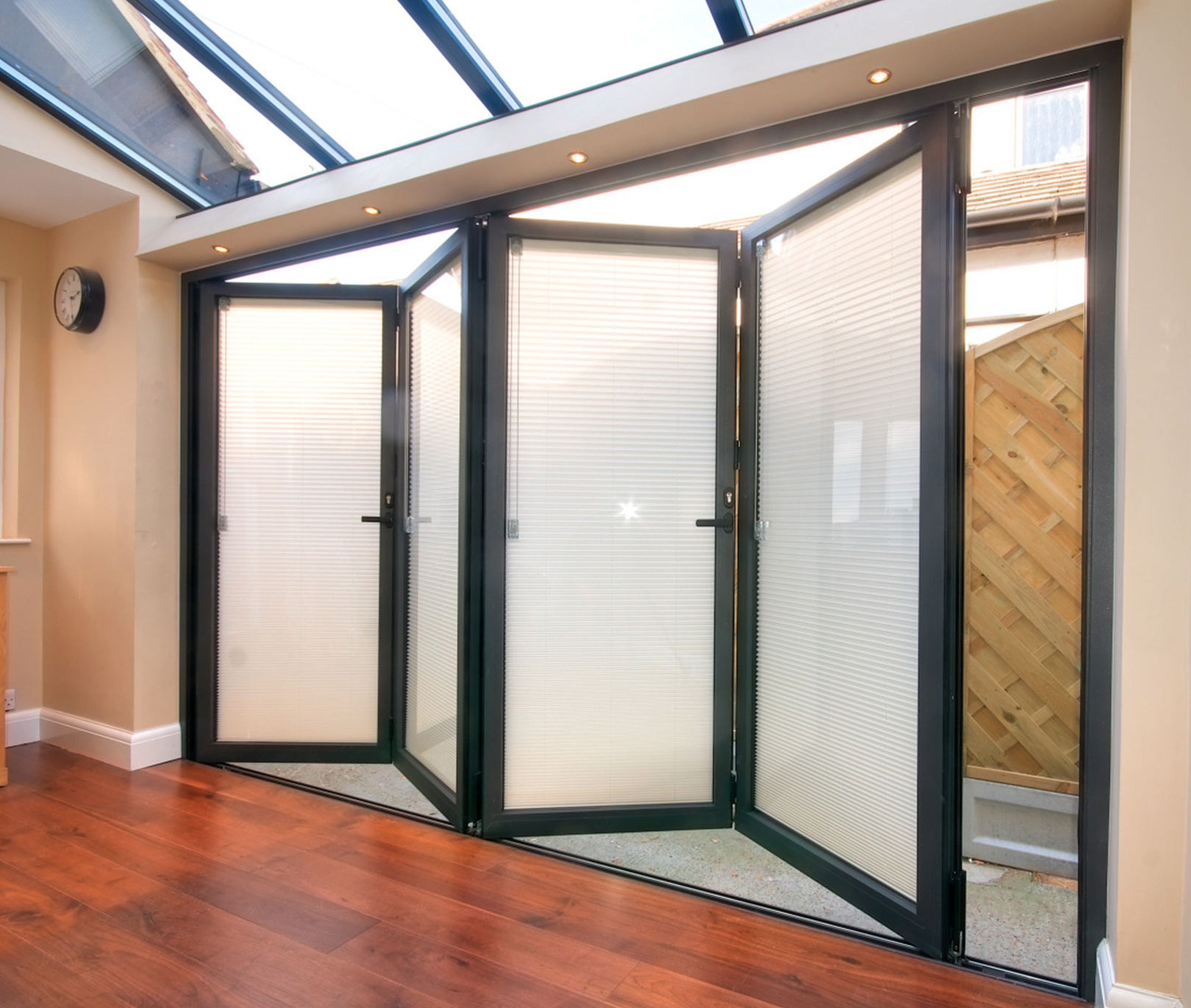 Top 5 Good Reasons To Buy Aluminium Bifold Doors
