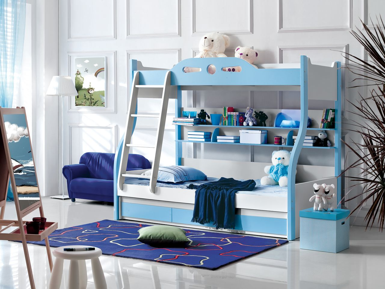 We have compiled a very valuable must-have furniture list for your kid's room!