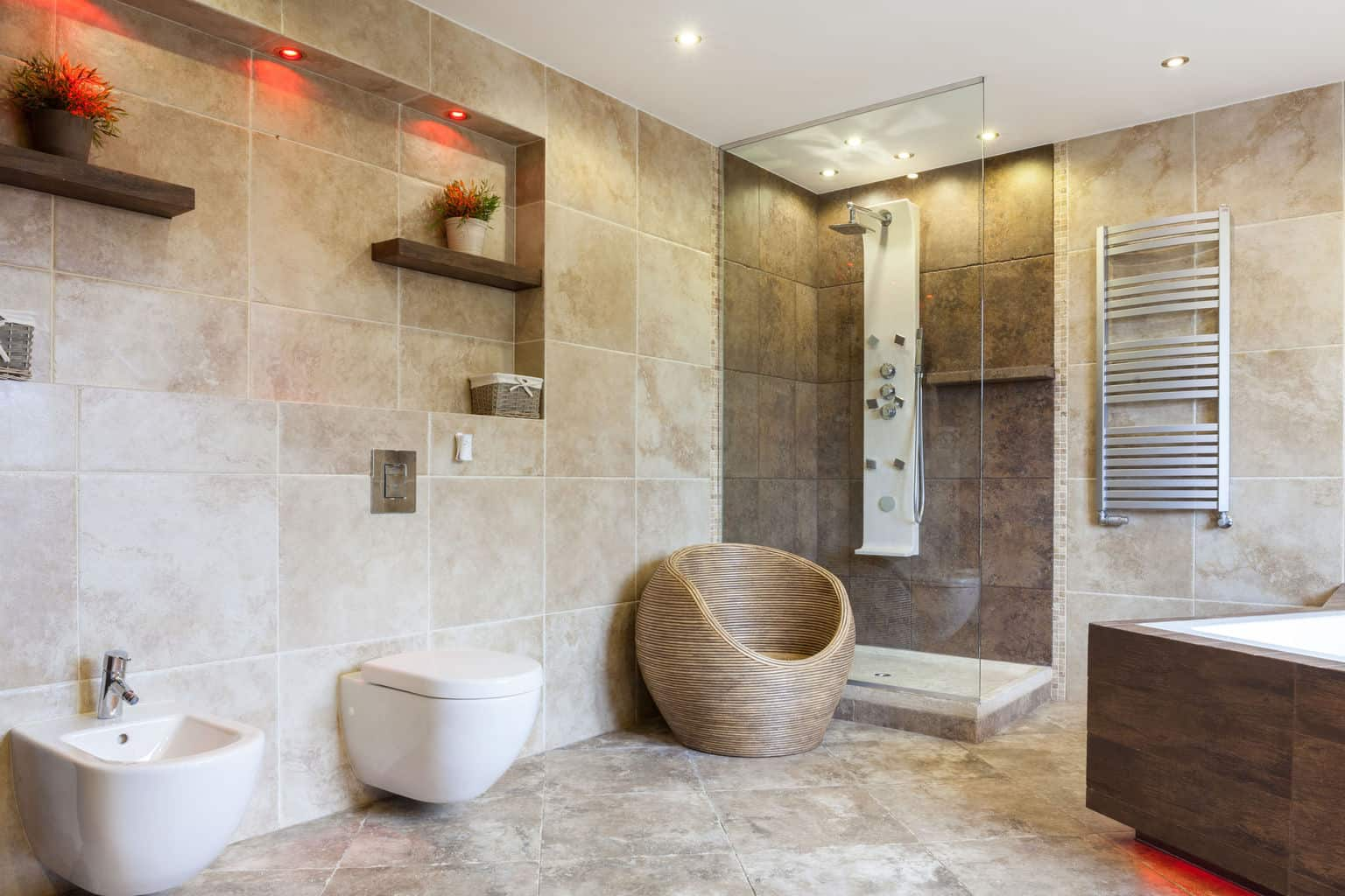 Important Things To Consider When Choosing Shower Tiles