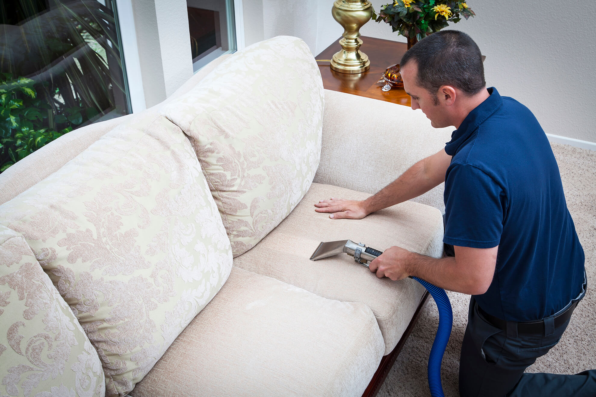 upholstery cleaning in Sutherland Shire