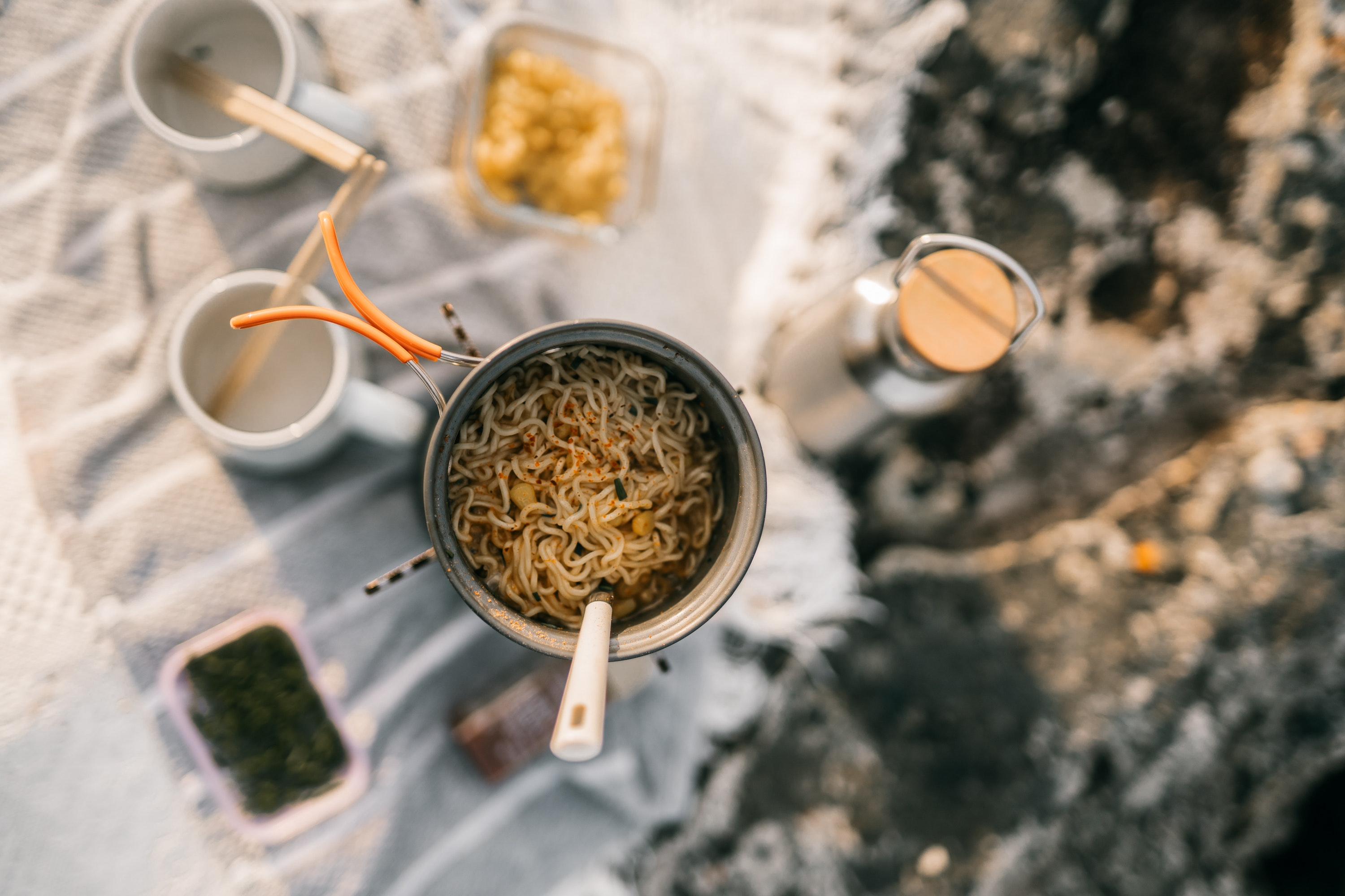 Satisfy Your Ramen Cravings With These Best Instant Noodles
